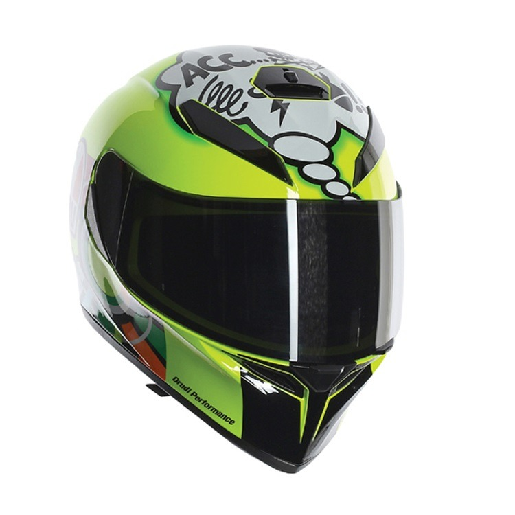 Casco Integral-AGV-K-3-SV-E2205-TOP-MISANO-2011
