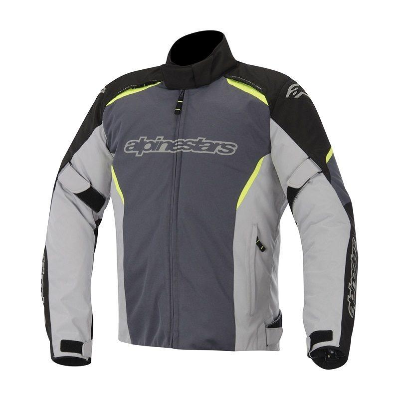 Chamarra-Para-Moto-Alpinestars-GUNNER-Negro-Gris-Amarillo