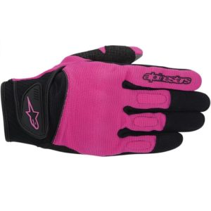 Guantes-Mujer-Alpinestars-Stella-Spartan-Gloves-Negro-Rosa-1