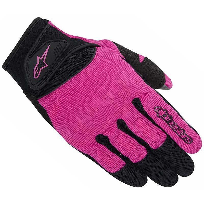 Guantes-Mujer-Alpinestars-Stella-Spartan-Gloves-Negro-Rosa