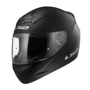 Casco-Para-Moto-LS2-FF352-ROOKIE-Negro-Mate-1