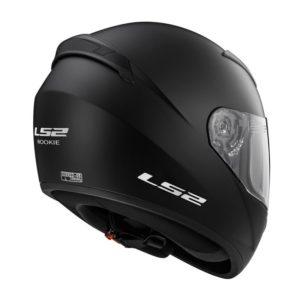 Casco-Para-Moto-LS2-FF352-ROOKIE-Negro-Mate