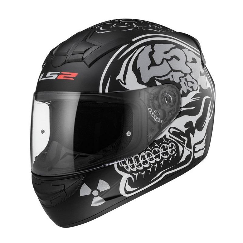 Casco Integral LS2 FF352 ROOKIE X-RAY - Tienda Moto Rider México 68e695fdc94