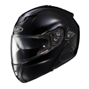 HJC-Sy-Max-III-Solid-Black-Side