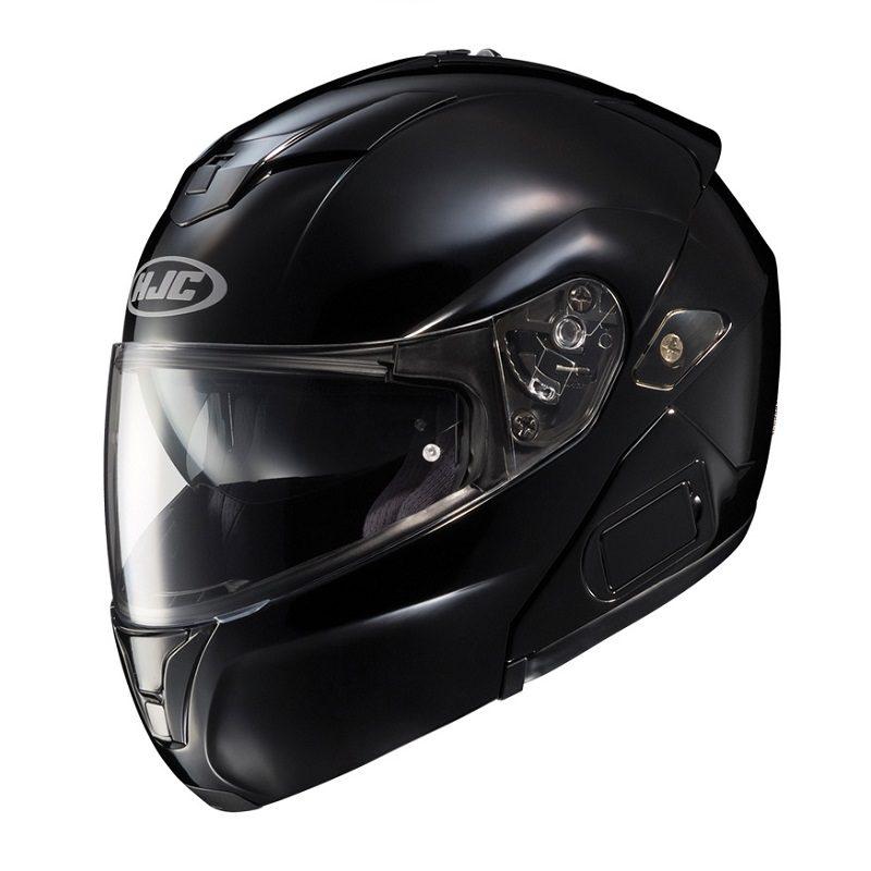HJC-Sy-Max-III-Solid-Black-Side