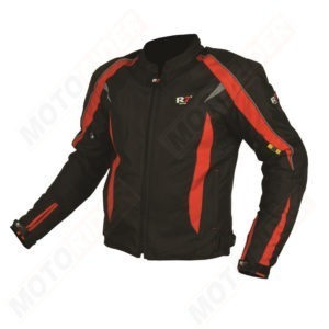 CHAMARRA DEPORTIVA R7 RACING ROJO R7-304 TEXTIL-Final