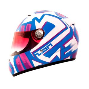 Casco-Moto-Rocket-Force-S-09 ZION-Azul
