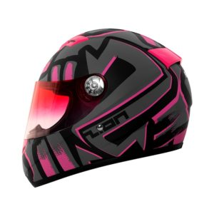 Casco-Moto-Rocket-Force-S-09 ZION-Rosa