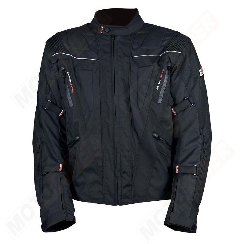 Chamarra Para Moto R7 0905 Negra Tienda Moto Rider M 233 Xico