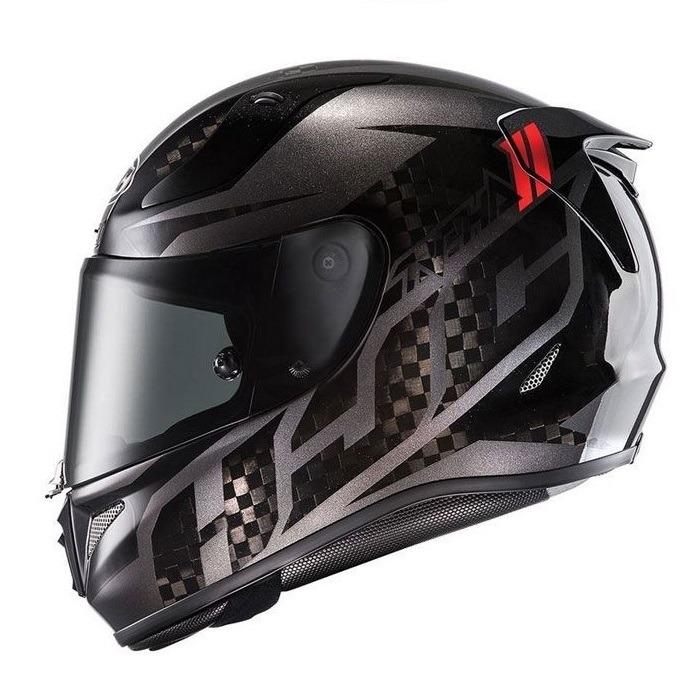 Casco moto Hjc Rpha 11 Carbon Lowin MC5