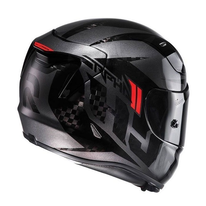 Hjc Rpha 11 Carbon Lowin MC5
