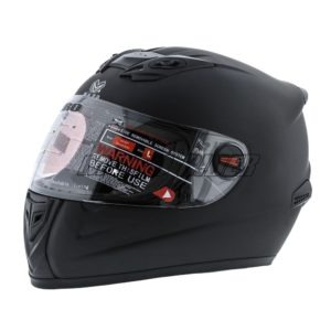 Casco Integral Shiro Negro Mate (1)