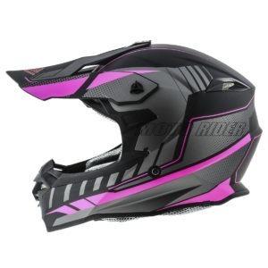 Casco-Motocross-Mujer-Mate-Magenta (1)