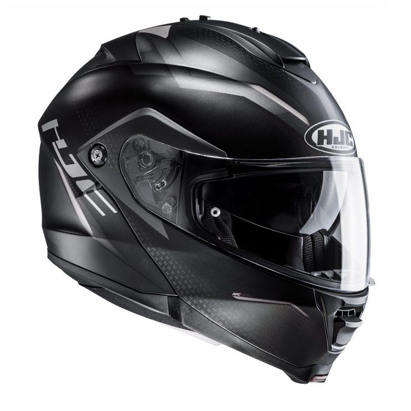 Casco-Moto-HJC-Abatible-Dova--Gris-IS-MAX II