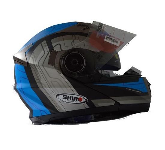 casco abatible shiro sh-529