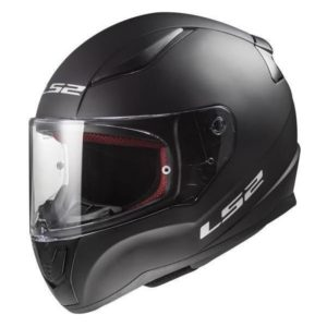 Casco Integral LS2 RAPID Negro Mate FF353 (1)