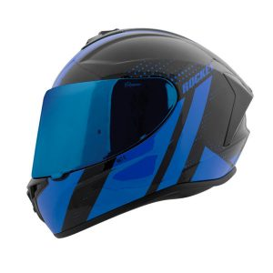 Casco Integral Joe Rocket RKT 8 VELOCITY Azul-Negro (1)