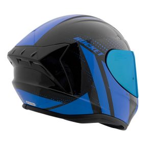 Casco Integral Joe Rocket RKT 8 VELOCITY Azul-Negro (4)