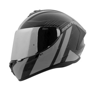 Casco Integral Joe Rocket RKT 8 VELOCITY Gris-Negro (1)