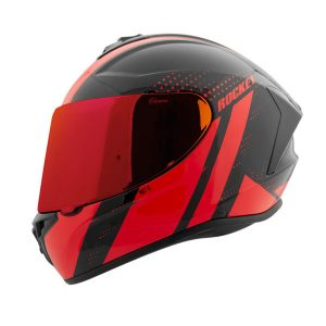 Casco Integral Joe Rocket RKT 8 VELOCITY Rojo-Negro (1)
