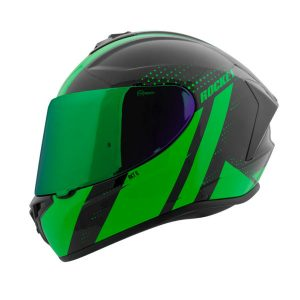 Casco Integral Joe Rocket RKT 8 VELOCITY Verde-Negro (1)