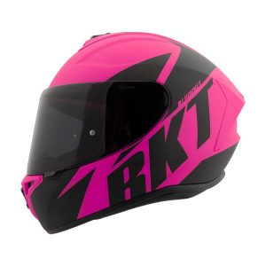 Casco Integral Mujer Joe Rocket RKT 8 ATOMIC Rosa-Negro (1)