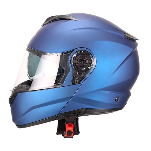 CASCO-FASEED-FS-908-ABATIBLE-Solido-Azul-Cobalto