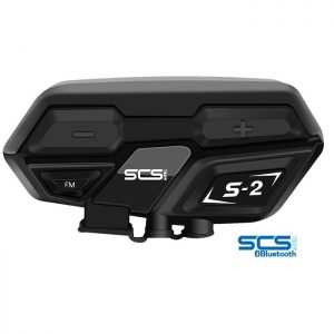 Intercomunicador Bluetooth SCS-2