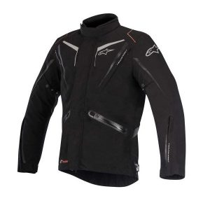 Chamarra para Motociclista Alpinestars Yokohama DS Negro-Gris