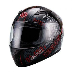 Casco para Moto Integral para Niño Magic 5-Negro FS-815